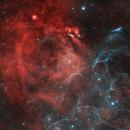 pencil nebula,                                SongAoChong