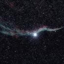 NGC 6960 The Western Veil Nebula,                                Nicholas Gialiris
