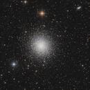 Hercules Globular Cluster,                                  Kesphin
