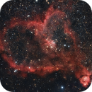 Heart Nebula IC 1805,                                Adam Skrzypek