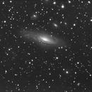 NGC 7331,                                FGENTET