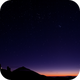 Teide by Sunrise (2.370 m over the Atlantic Ocean),                                Wolfgang Zimmermann