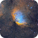 Tulip Nebula (Sh 2-101) in the Hubble Palette,                                Cfosterstars