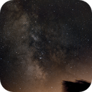 Summer milky way,                                apricot