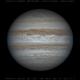 Jupiter - 2016/03/13 6:22 UTC,                                Chappel Astro