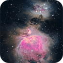 Great Orion Nebula/ Running Man,                                Andreas Zirke