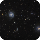Messier 100,                                Toshiya Arai