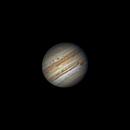 Jupiter's Red Spot Rising,                                Tyler Millhouse