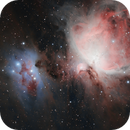 M42 The Great Orion Nebula,                                Jared Roberts
