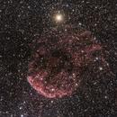 The Jellyfish Nebula,                                Alex Roberts