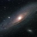 M31 Andromeda Galaxy,                                Alan Coffelt