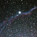 NGC6960 Filamentary Nebula,                                Didier FOURNIL