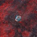 NGC6888 Crescent Nebula,                                Filippo Barbina
