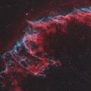 Veil Nebula HOO,                                Teagan Grable