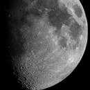 90 Panel 140MP Lunar Mosaic 69% Phase,                                Matt Baker