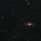 wunderschöne Himmelsregion um Messier 106,                                dslr_deepskyhunter