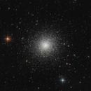 Messier 13 (The Hercules Cluster),                                Johannes Schiehsl