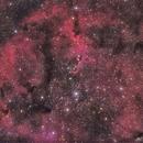 Комплекс туманностей IC 1396,                                Igor