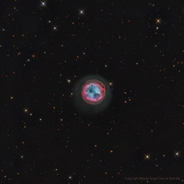 M97 Owl Nebula,                                Miguel Angel Garc...
