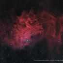 IC 405 Flaming Star Nebula / Caldwell 31 / SH 2-229 / AE Aurigae,                                Ron Bokleman