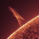 Big pillar prominence - 30.07.2020,                                Łukasz Sujka
