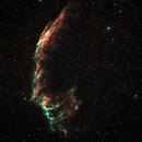 Eastern Veil Nebula,                                DarkSwede