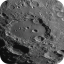 Clavius with small craterlets,                                Markus A. R. Lang...