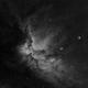 NGC 7380 Wizard Nebula,                    Tolga