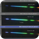 Fun with a Diffraction Grating,                                David McClain