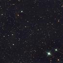 Nébuleuse variable de Hind,                                Corine Yahia (RIGEL33)