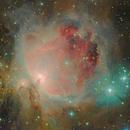 Orion nebula,                                  Ata Faghihi Mohad...