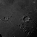 Mondkrater Copernicus,                    Ueli