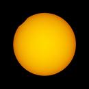 A Tiny Solar Eclipse,                    Giuseppe Petricca