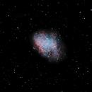 M 1 - Crab Nebula,                                AstroKHM