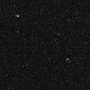 Widefield around comet C/2017 T2 Panstarrs on 18.5.2020,                                MicRaWi