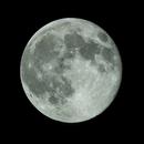 Super Moon - July 2014,                                mapotter99