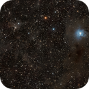 Iris, Ghost and other dust nebulas,                                German