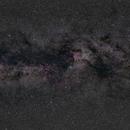 Milky Way Wide-Field Centered on Sadr,                                Grant Twiss