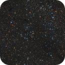 NGC 225 - Open cluster in the constellation Cassiopeia,                                Falk Schiel