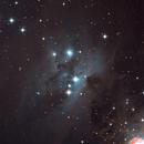 Sh2-279 - Running Man Nebula,                                Chuck Faranda