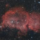 IC1848 - Nébuleuse de l'Âme,                                Ludovic