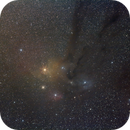Antares and RHO Ophiuchi region,                                Ivaylo Stoynov