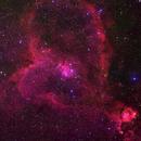 IC 1805 LRGB-NB,                                Josh
