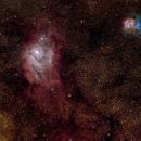 M008 and M020,                                John R Carter, Sr.
