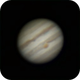 "Jupiter with 6"" Newton,                                Arno Rottal"