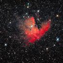 NGC 281,                                Tsepo
