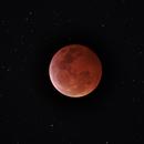 January 2019 Lunar Eclipse - Composite data,                                John Landreneau