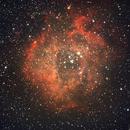NGC2238 nebulosa Rosetta,                                antoniogiudici