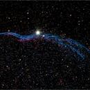 Western Veil Nebula - Caldwell 34,                                Tom Wildoner