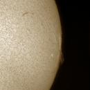 RA2371 en el limbo solar,                                Roberto Ferrero
